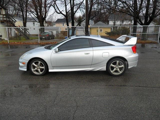 Used Cars For Sale Erie Pa >> 2002 Toyota Celica GT for Sale in Edinboro, Pennsylvania ...