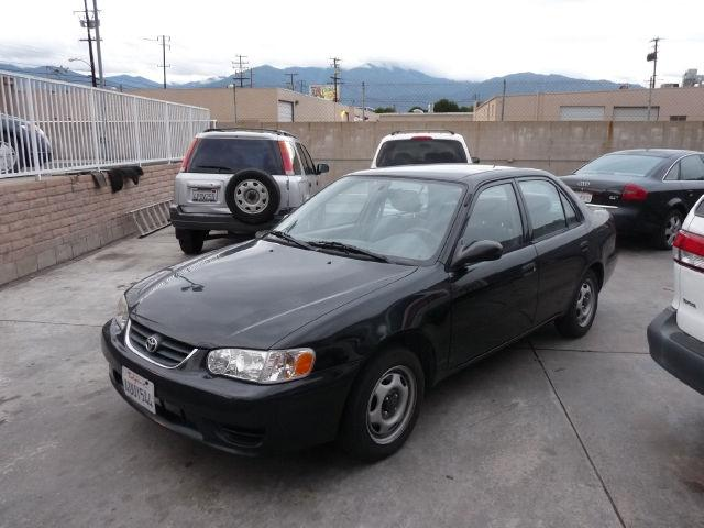 2002 toyota corolla for sale in el monte california classified. Black Bedroom Furniture Sets. Home Design Ideas
