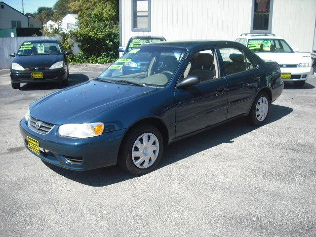 2002 toyota corolla ce for sale in west warwick rhode island classified. Black Bedroom Furniture Sets. Home Design Ideas
