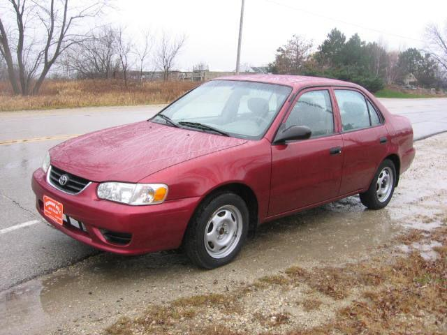 2002 toyota corolla ce for sale in muskego wisconsin classified. Black Bedroom Furniture Sets. Home Design Ideas
