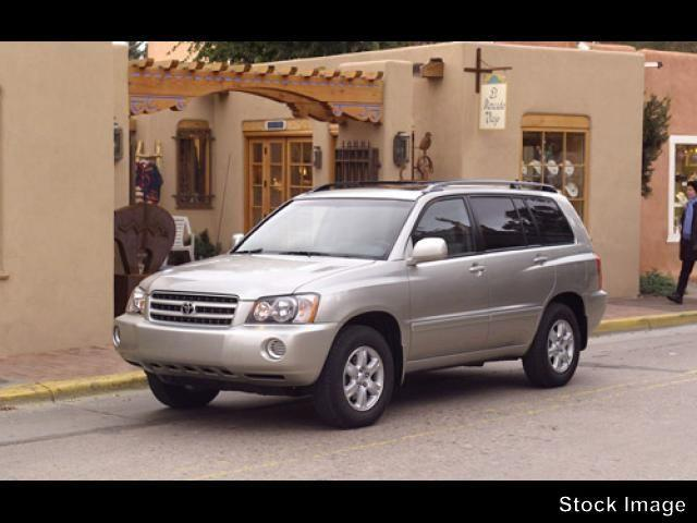 2002 toyota highlander base 2wd 4dr suv v6 2002 toyota for Miles motors asheville nc