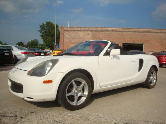 2002 toyota mr2 spyder for sale in skiatook oklahoma classified. Black Bedroom Furniture Sets. Home Design Ideas