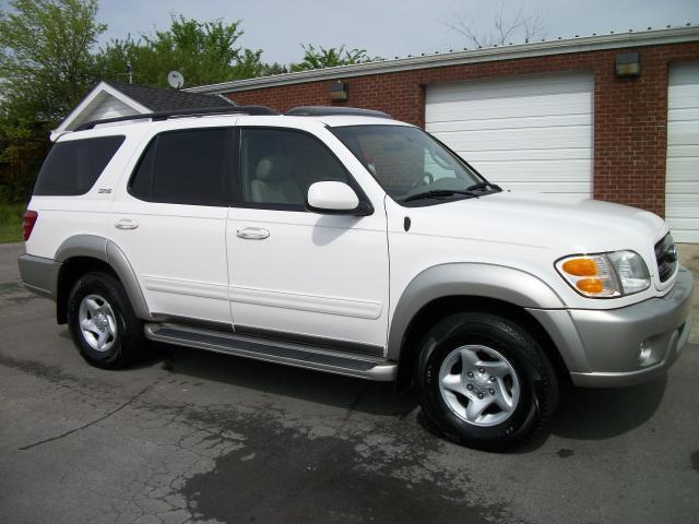 2002 Toyota Sequoia Sr5 For Sale In Shelbyville Tennessee