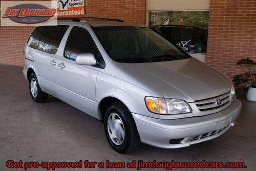 2002 toyota sienna van silver x condition for sale in high springs florida classified. Black Bedroom Furniture Sets. Home Design Ideas