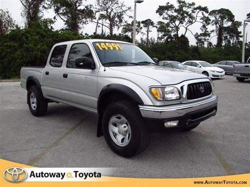 2002 toyota tacoma for sale in pinellas park florida classified. Black Bedroom Furniture Sets. Home Design Ideas