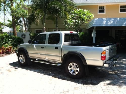 2002 toyota tacoma crew cab for sale in lakeland florida classified. Black Bedroom Furniture Sets. Home Design Ideas