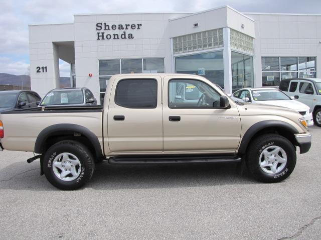 2002 toyota tacoma double cab for sale in rutland vermont classified. Black Bedroom Furniture Sets. Home Design Ideas