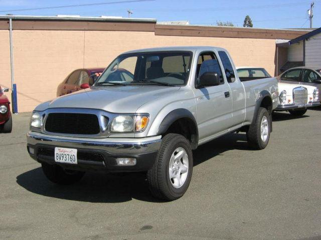 2002 toyota tacoma prerunner for sale in vallejo california classified. Black Bedroom Furniture Sets. Home Design Ideas