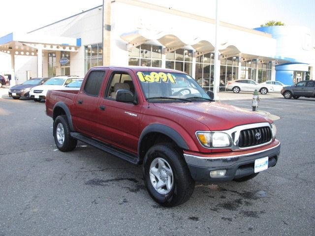 2002 toyota tacoma prerunner for sale in bowie maryland classified. Black Bedroom Furniture Sets. Home Design Ideas