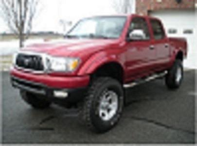 2002 toyota tacoma red truck true one owner for sale in southbury connecticut classified. Black Bedroom Furniture Sets. Home Design Ideas