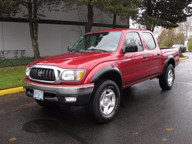 2002 toyota tacoma v6 4dr double cab v6 4wd sb for sale in portland oregon classified. Black Bedroom Furniture Sets. Home Design Ideas