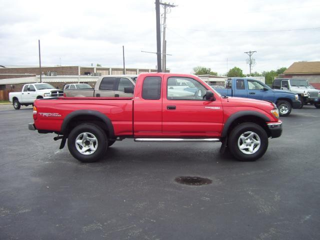 2002 toyota tacoma xtracab for sale in girard kansas classified. Black Bedroom Furniture Sets. Home Design Ideas