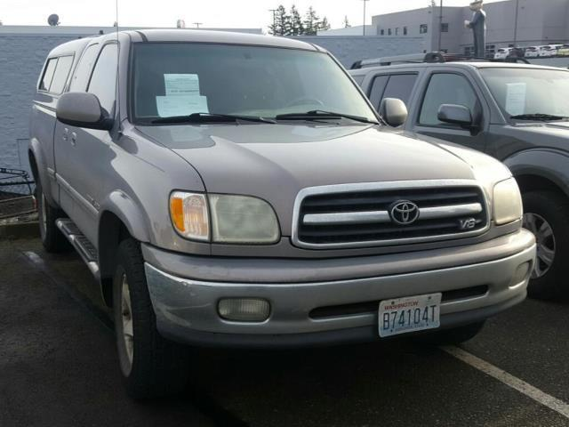 2002 toyota tundra limited v8 4dr access cab limited 4wd sb for sale in bremerton washington. Black Bedroom Furniture Sets. Home Design Ideas