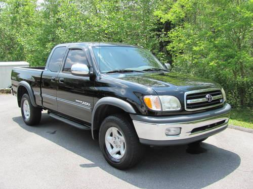 2002 Toyota Tundra Sr5 Access Cab W Trd Package For Sale