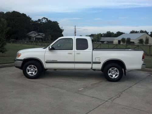 2002 toyota tundra sr5 accesscab truck carfax and warranty for sale in spring texas. Black Bedroom Furniture Sets. Home Design Ideas