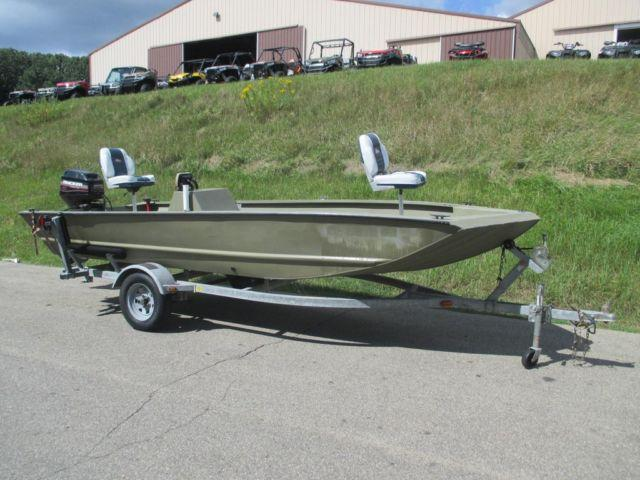 2002 tracker 1754 grizzly sc w mercury 40hp outboard for for Outboard motors for sale in michigan