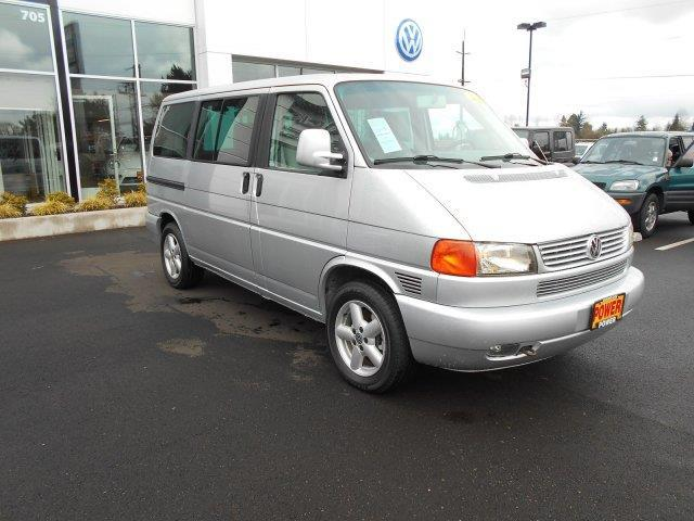 2002 volkswagen eurovan gls gls 3dr mini van for sale in. Black Bedroom Furniture Sets. Home Design Ideas