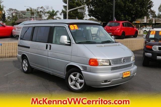 2002 volkswagen eurovan mv cerritos ca for sale in. Black Bedroom Furniture Sets. Home Design Ideas