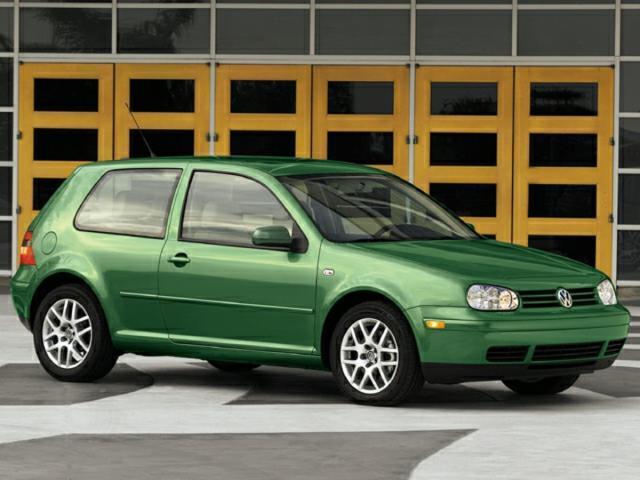2002 Volkswagen GTI VR6 VR6 2dr Hatchback