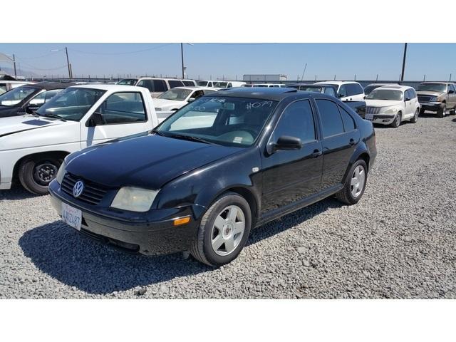 2002 Volkswagen Jetta Gls 1 8l San Diego  Ca For Sale In
