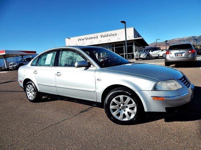 2002 Volkswagen Passat GLS V6 GLS V6 4dr Sedan