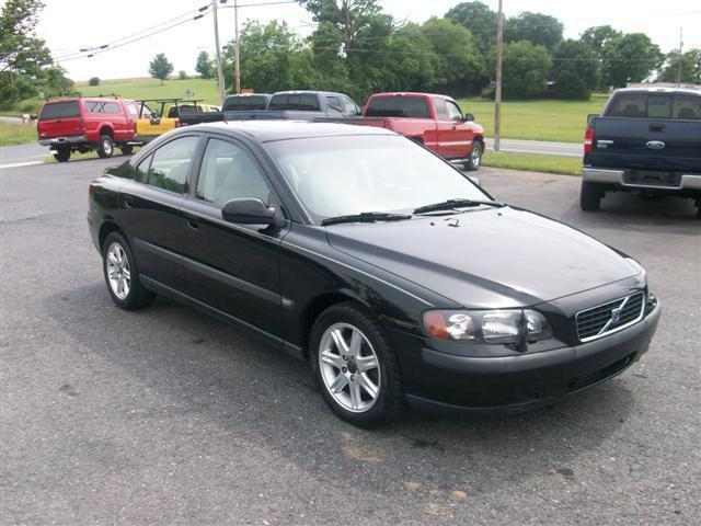 2002 volvo s60 2 4t for sale in jonestown pennsylvania. Black Bedroom Furniture Sets. Home Design Ideas
