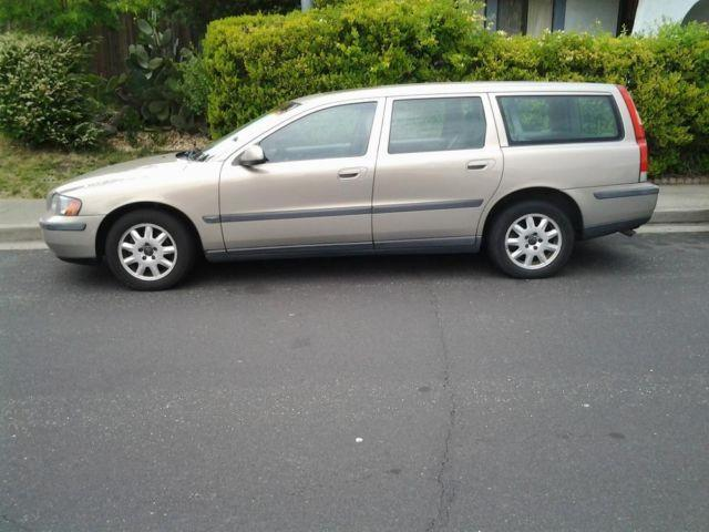 2002 volvo v70 wagon with third seat
