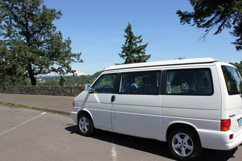 2002 vw eurovan weekender for sale in lake grove oregon. Black Bedroom Furniture Sets. Home Design Ideas