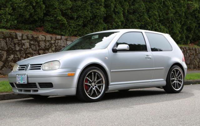 2002 Vw Gti Golf Volkswagen 337 For Sale In Portland