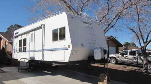 2002 Weekend Warrior M 2600fk Toy Hauler In El Paso Tx