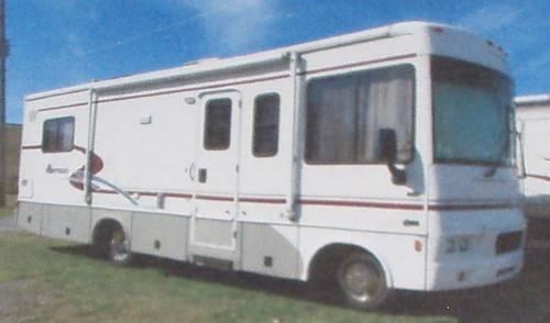 2002 Winnebago Sightseer Class A Gas RV camper