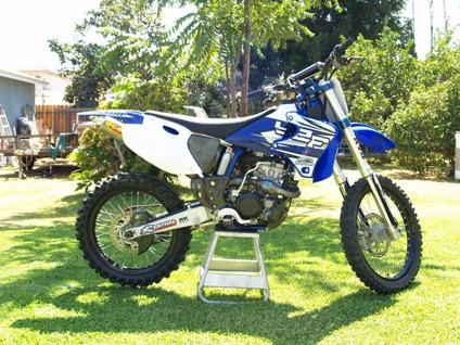2002 Yamaha yz250f for Sale in Mesa, AZ - OfferUp