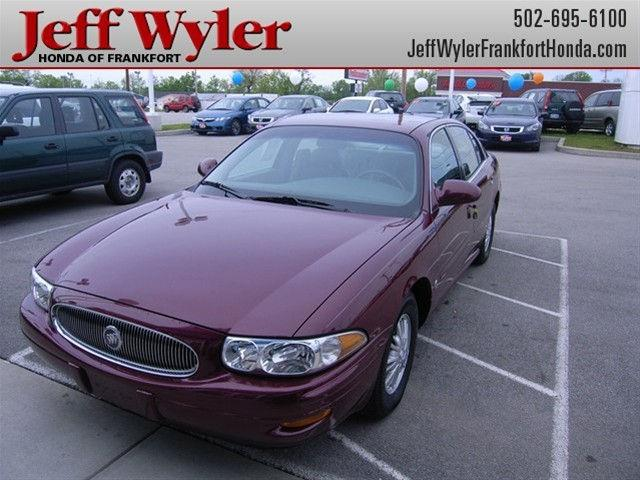2002 buick lesabre custom for sale in frankfort kentucky for Jeff wyler honda frankfort ky
