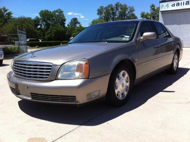 2002 cadillac deville for sale in arlington texas classified. Black Bedroom Furniture Sets. Home Design Ideas