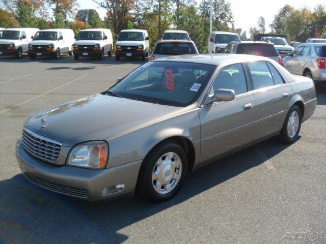 2002 cadillac deville base for sale in lowell north. Cars Review. Best American Auto & Cars Review
