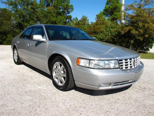2002 cadillac seville sts for sale in port richey florida classified. Black Bedroom Furniture Sets. Home Design Ideas