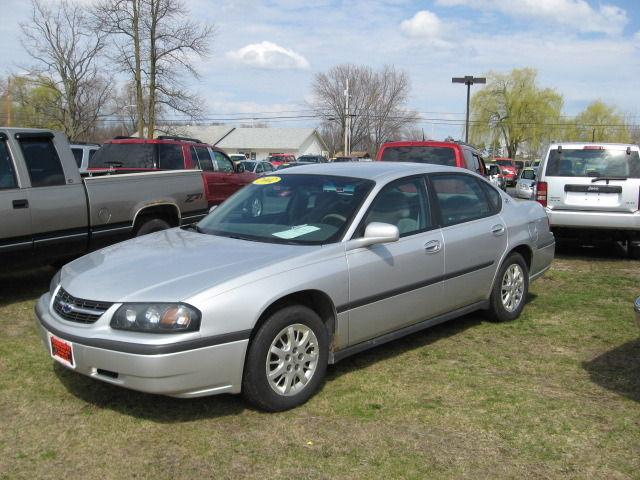 2002 chevrolet impala for sale in swanton vermont classified americanliste. Cars Review. Best American Auto & Cars Review