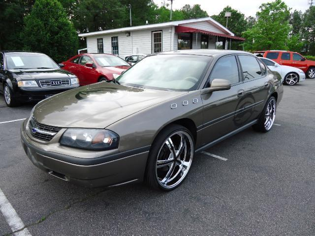 2002 chevrolet impala ls for sale in raleigh north. Cars Review. Best American Auto & Cars Review