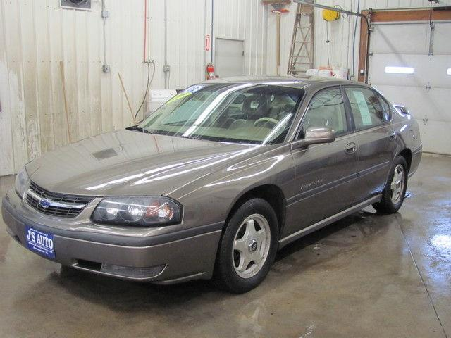 2002 chevrolet impala ls for sale in manchester iowa. Cars Review. Best American Auto & Cars Review