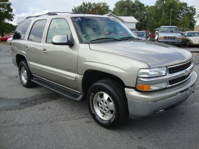 2002 chevrolet tahoe lt for sale in laurens south carolina classified. Black Bedroom Furniture Sets. Home Design Ideas