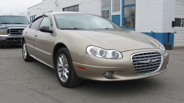 2002 Chrysler Concorde Limited for Sale in Ortonville, Michigan ...
