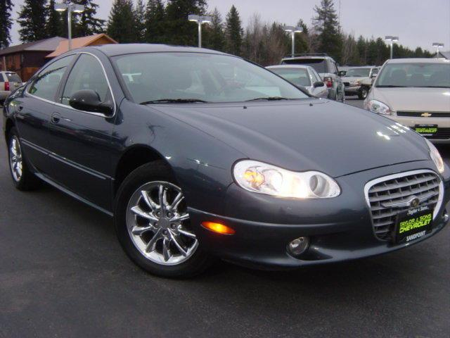2002 chrysler concorde limited for sale in sandpoint idaho classified. Cars Review. Best American Auto & Cars Review