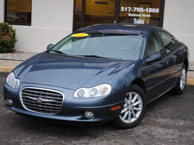 2002 chrysler concorde lx for sale in jackson michigan classified. Cars Review. Best American Auto & Cars Review