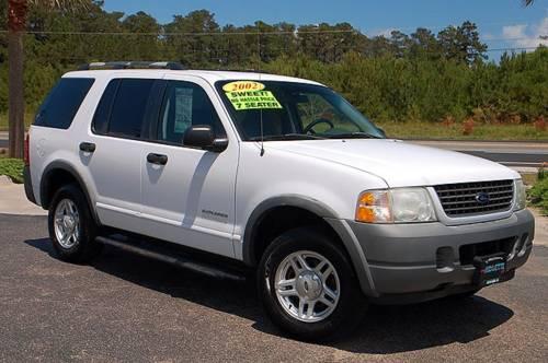2002 ford explorer wagon xls for sale in harbinger north carolina classified. Black Bedroom Furniture Sets. Home Design Ideas