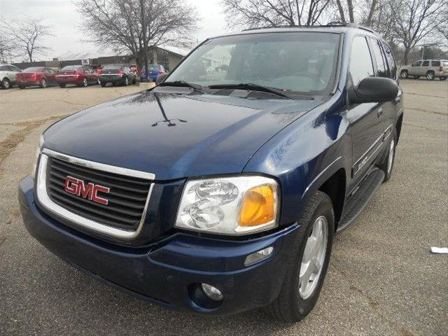 2002 gmc envoy sle for sale in clarkston michigan classified. Black Bedroom Furniture Sets. Home Design Ideas