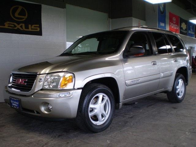 2002 gmc envoy slt for sale in newark illinois classified. Black Bedroom Furniture Sets. Home Design Ideas