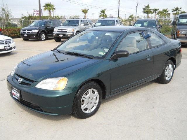 2002 honda civic lx for sale in pasadena texas classified for Emmons motors pasadena tx