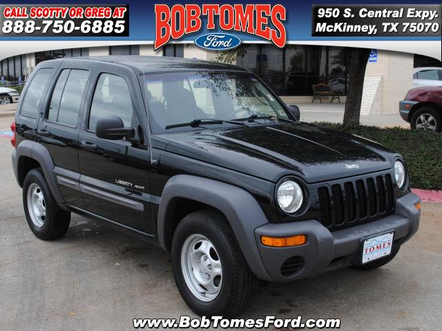 2002 jeep liberty sport for sale in mckinney texas classified. Black Bedroom Furniture Sets. Home Design Ideas