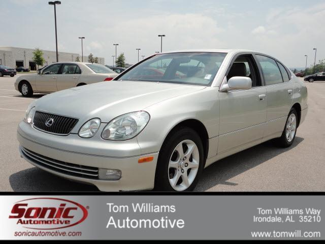 2002 lexus gs 300 for sale in irondale alabama classified. Black Bedroom Furniture Sets. Home Design Ideas