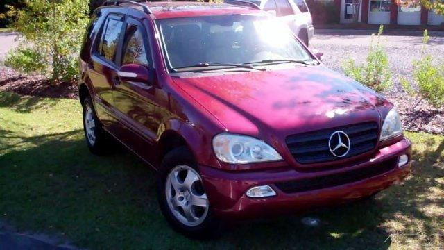 2001 Mercedes Benz M Class ML320 4MATIC http://charleston-sc.americanlisted.com/cars/2002-mercedesbenz-mclass-ml320-4matic_20735825.html